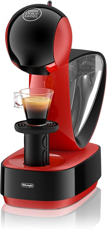 CAFETERA DOLCE GUSTO INFINISSIMA EDG260R ROJO