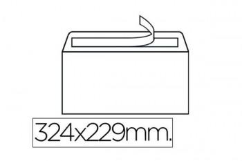 SOBRE T/F 229x324 AUTODEX BLANCO 250UNDS