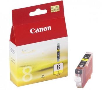 CARTUCHO CANON  CLI-8Y AMARILLO IX/4000/5000 PRO