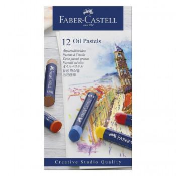 CERAS OIL PASTEL FABER CASTELL CREATIVE STUDIO