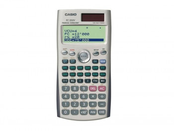 CALCULADORA FINANCIERA CASIO FC-200