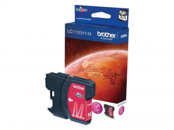 CARTUCHO BROTHER LC 1100HY-M MAGENTA