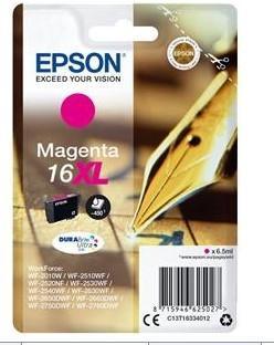 CARTUCHO EPSON 16XL CIAN ORIGINAL BLISTER T1632
