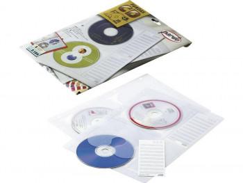 FUNDA PARA CD PARDO 5UNDS