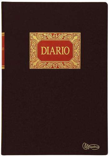 LIBRO DIARIO MIQUELRIUS A4 NATURAL