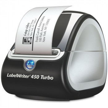 ROTULADORA DYMO LABELWRITER 450 TURBO