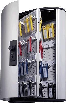 PORTALLAVES DURABLE KEY BOX CON COMBINACION