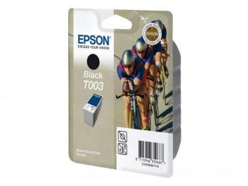 CARTUCHO EPSON C13T003011STYLUS COLOR 900/980 NEGRO ORIGINAL