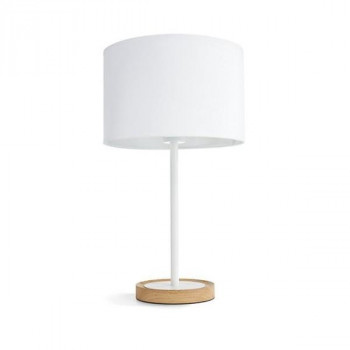 LAMPARA SOBREMESA PHILIPS LIMBA TABLE WHITE
