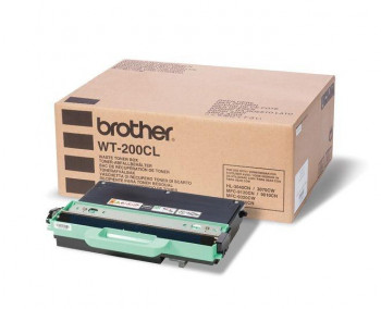 BOTE RESIDUAL BROTHER WT-200CL ORIGINAL 50.000 PAG