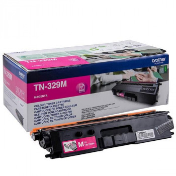 TONER BROTHER TN-329M MAGENTA 6000PAG