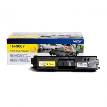 TONER BROTHER TN-900Y AMARILLO 6000PAG
