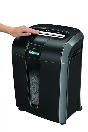 DESTRUCTORA FELLOWES 73CI CORTE EN PARTICULAS DE 4X38MM REF. 4601101