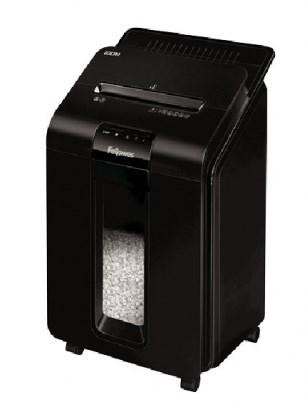 DESTRUCTORA  FELLOWES AUTOMATICA  AUTOMAX 100M CORTE EN MINI-CORTE de 4x10MM