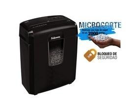 DESTRUCTORA FELLOWES 8MC MICROCORTE 3X10MM