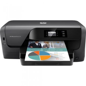 IMPRESORA HP OFFICEJET PRO 8210 EPRINTER DUPLEX USB-RED
