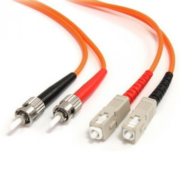 STARTECH CABLE FIBRA OPTICA PATCH MULTIMODO 62, 5-1