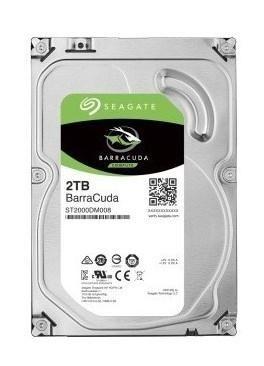 """DISCO DURO 3.5\"""" SEAGATE 2TB SATA3 7200RPM 64MB 6GB-S"""