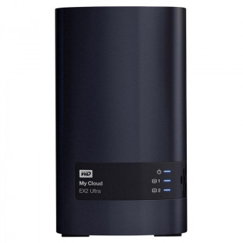 NAS WD 0TB 2BAY MY CLOUD WX2 UTLRA 3.5""