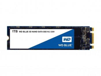 DISCO DURO SOLIDO SSD WD BLUE 1TB M.2 SATA 3D
