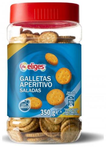 GALLETAS SALADAS ELIGES 350GR