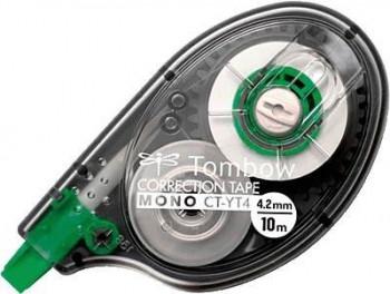 CINTA CORRECTORA TOMBOW MONO CT-YT4 4,2MMX10M