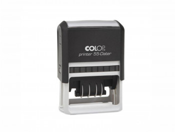 SELLO FECHADOR AUTOMATICO COLOP PRINTER 55-F PERSONALIZADO