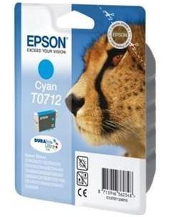 CARTUCHO EPSON T0714 C13T07144021 AMARILLO ORIGINAL