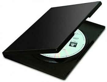 ESTUCHE CD/DVD FELLOWES. PACK 5 UD