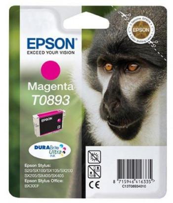 CARTUCHO EPSON T0893 MAGENTA