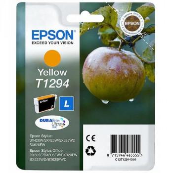 CARTUCHO EPSON T1294L AMARILLO