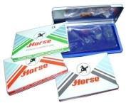TAMPON HORSE Nº1 NEGRO