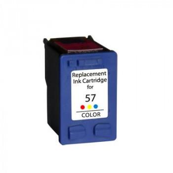 CARTUCHO CSR HWP N57 TRICOLOR C6657AE 18 ml