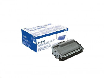 TONER BROTHER TN-3430 NEGRO 3000PAG