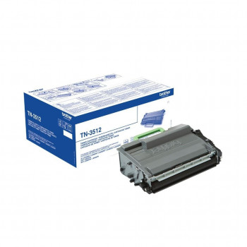 TONER BROTHER TN-3512 NEGRO 12000 PAG