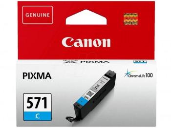 CANON TINTA CLI-571XL CIAN