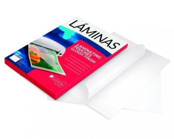 LÁMINAS PLASTIFICACION 125 MICRAS