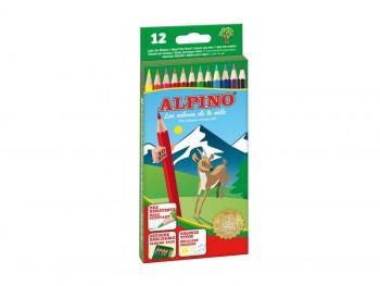 LÁPICES ALPINO COLORES SURTIDOS