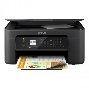 MULTIFUNCION EPSON WORKORCE WF-2810DWF WIFI DUPLEX