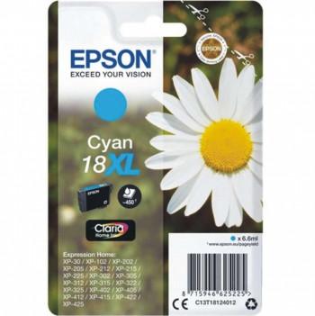 CARTUCHO EPSON 18XL CYAN