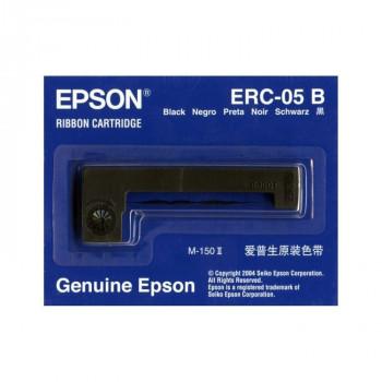 CINTA IMPRESORA TICKETS EPSON ERC-05B NEGRO