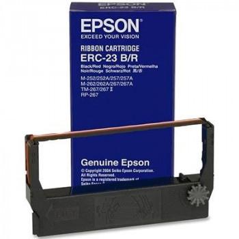 CINTA IMPRESORA TICKETS EPSON ERC-23BR BICOLOR