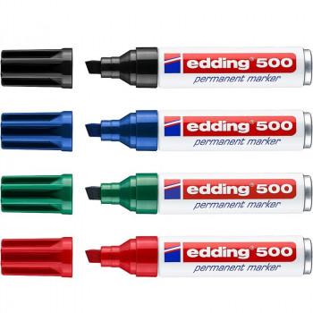 MARCADOR PERMANENTE EDDING 500 - 550