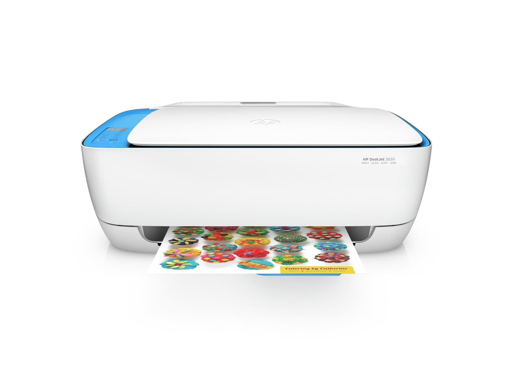 MULTIFUNCION HP DESKJET 3639 WIFI