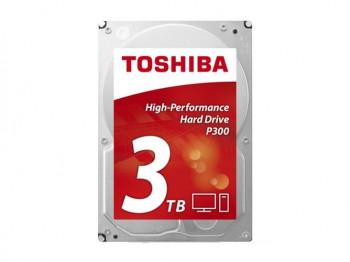 DISCO DURO 3.5'' TOSHIBA 3TB P300 SATA3