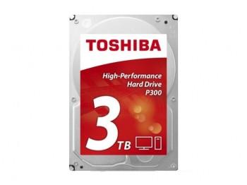 """DISCO DURO 3.5\"""" TOSHIBA 3TB P300 SATA3"""