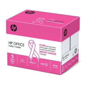 PAPEL HWP PINK A4 80GR BLANCO CALIDAD ALTA CHP150 AYUDA CANCER