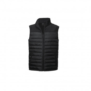 CHALECO BORDY IMPERMEABLE NEGRO