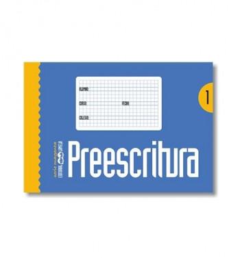 CUADERNILLO LAMELA DE PREESCRITURA