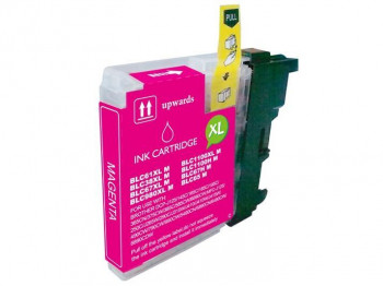 CARTUCHO CSR BROTHER LC980XL/LC1100XL MAGENTA 18ML